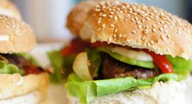 Hamburger - <p>Snackbar Breda