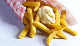 Puntzak friet - Snackbar Breda